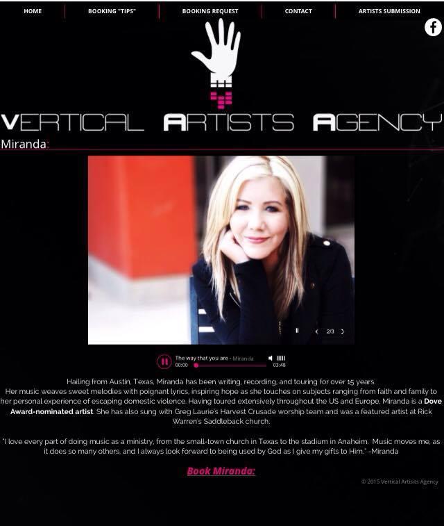 miranda vertical artist best